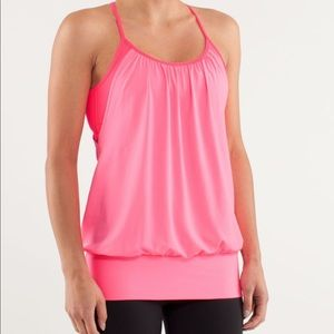 EUC Lululemon No Limits Tank - Sz 6